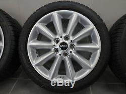 17 Inch Wheels D'hiver D'origine Mini Clubman F54 518 Winter 6,856,045 Styling