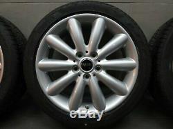 17 Inch Wheels On Summer Original Mini F55 F56 F57 Convertible Styling Alloy 499