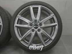 18 Inch Wheels On Summer Original Mini Clubman Jcw 6856049 F54 Spoke Grip 520 C94