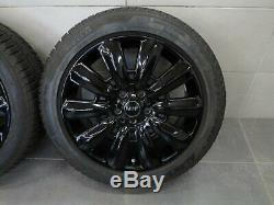 18 Inch Wheels On The Origin Of The Winter Mini Countryman F60 Pin Spoke Rims 533