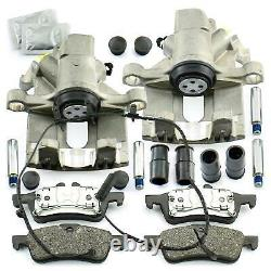 2x Brake Saddle Stretch + Blister S + Rear Wear Contact Mini R50 R53