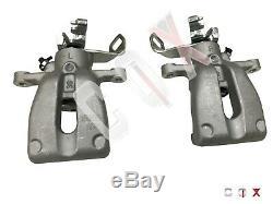 2x Rear Brake Caliper Left / Right Mini (r56 R57 R55 R58 R59)