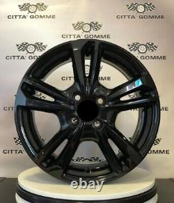 4 Alloy Wheels Compatible Mini Cabriolet Cooper S Clubman One Cup 17
