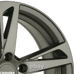 4 Carmani 16 Anton 7.5x17 Et52 5x112 Hyp Rims For Mini Mini