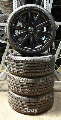 4 Original Mini Wheels Cosmos Spoke 499 205/45 R17 84v F55 F56 Bev F57 6855