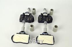 4x Bmw 1er 3er 2er X5 X6 Original Tire Sensor Tpms Pressure