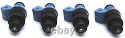 4x Bmw Mini John Cooper R52 R53 S Jcw Drive 210bhp 380cc Fuel Injector