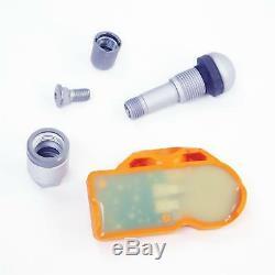 4x Huf Tpms Sensor Tpms Tire Pressure Kontrollsensor Rde027v (21) Bmw Mini