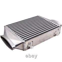 62mm Aluminium Exchanger For Mini Cooper S R53 R50 R52 02-06 In/out 48/48mm