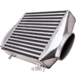 62mm Aluminum Exchanger For Mini Cooper S R53 R50 R52 02-06 In/out 48/48mm