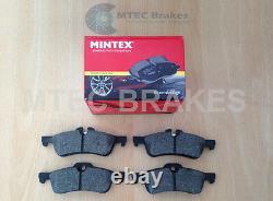 66mini R50 R53 R52 One 1.4 1.6 Cooper S 01-06 Brake Discs Front Rear Mintex