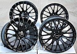 Alloy Wheels 20 Inch Alloys Cruize 170 MB Matt Black Alloys Concave Wheels