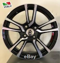 Alloy Wheels Citroen C2 C3 Picasso Ds3 Ds4 Berlingo From 15