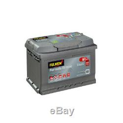 Battery Fulmen Formula Xtreme Fa612 12v 60ah 600a