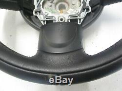 Bmw Mini 3 Spokes Leather Steering Wheel Sport R55 R56 R57 6794624
