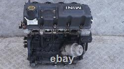 Bmw Mini Cooper One 1.6 R50 R50 Essence W10 Empty Engine W10b16a With 60k Guaranteed