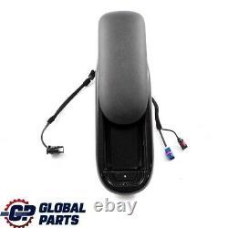 Bmw Mini Cooper One R55 R56 R57 LCI R58 Console Central Armrest Black 9241205