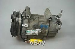 Bmw Mini Cooper One R55 R56 R57 R60 Air Pump Compressor 2758433