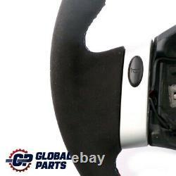 Bmw Mini Cooper R50 Cooper Flying Leather Black Alcantara New With 2 Rays
