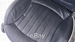 Bmw Mini Cooper R56 Full Sport Black Leather Lounge Interiors Seats With