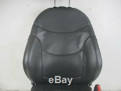 Bmw Mini One / Cooper / S R50 R53 Tailgate Before Law Full Leather Seat True