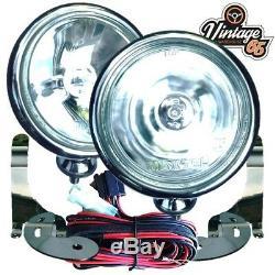 Bmw Mini R50 R52 R53 2001 To 2006 Chrome Headlights Spot Fixing Bmw Wiring