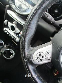 Bmw Mini R55 Clubman Sports Leather Multi Function Steering Wheel 2751500
