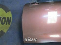 Bmw Mini R60 Countryman Left Front Door (copper Metal) True 9805927