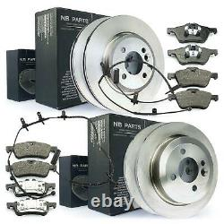 Brake Discs - Plate - Front Wear Contact - Back Mini R50 R53