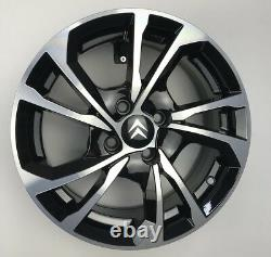 Citroen Alloy Wheels C2 C3 C4 Picasso C5 Ds3 From 15 New Top Super Offer