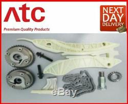 Citroen Berlingo 1.6 Vti Complete Kit Chain Distribution & Tree Cam Adjuster