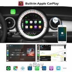 Dab + Android 9.0 Car Gps Navi Carplay Wifi Tnt Bt5.0 Canbus Bmw Mini Cooper