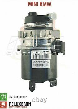 Direction Assisted Pump Unit Mini One R50 R52 R53 R56 Cooper Bmw