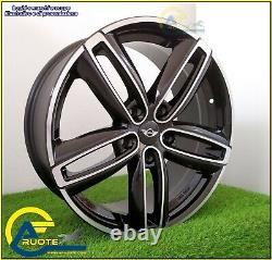 Diva Bd 4 Alloy Wheels 7.5jx17 5x112 Et50 X Mini Cooper One Clubman Country