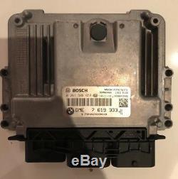 Ecu Engine Bmw Mini Cooper 0261s06658, Dme 7619333