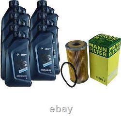 For Bmw Engine Oil 11l Mann H 804 X X5 F15 F85 E53 E70 1st Coupe E82