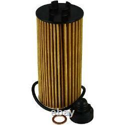 For Bmw Engine Oil 5l Mann Hu 6015 Z Filter Kit Mini F55 F56 Clubman F54 X1