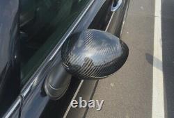 For Mini Cooper S R50-53 One D True Carbon Mirror Cover