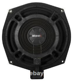 For Mini F54 F55 F56 F57 MB Quarter Bass Speaker Under Session