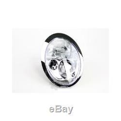 Headlight Set For Bmw Mini R50 / R52 / R53 Year Fab. 06 / 01-06 / 04 H7 / H7 With
