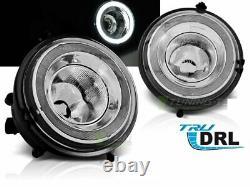 Hmlové Svetl Pre Mini Cooper R55 R56 R57 Ae Led Drl Hamc01et Xino En