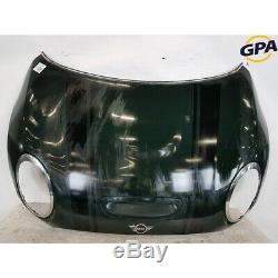Hood Used Mini Mini Clubman Green Ref. 013245958 41009491518