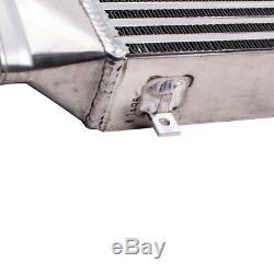 Improved 62mm Aluminum Intercooler For Mini Cooper S R50 R52 R53 2002-2006