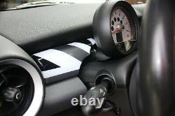 Interior Union Jack Black For Mini One Cooper R55 R56 R57 R58 59