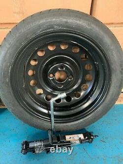 Kit 16'' Spare Wheel For Mini Cooper 00-13 With Cle Cric And Bag