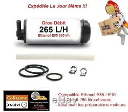 Large Volume Gasoline Pump Type Dw65v Ethanol E85 / E10 Mini One / Cooper S R56