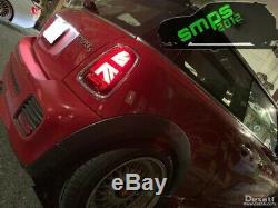Led Mini Union Jack Tail R59 Roaster 2011 2015 Gen 2 (lci)