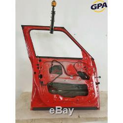 Left Front Door Mini Countryman Used Mini Red 003237554