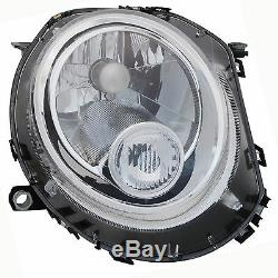 Lighthouse Lights Before Mini R55 R56 R57 10/2006-up Bl Optical Passenger Rights
