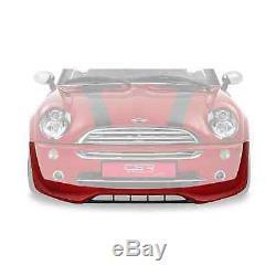 Lip Parechoc Mini R50 8 / 2004-9 / 2006 Mini Cooper S R52 Except X-line Csr